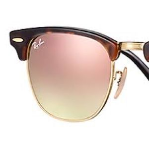 6272f463b8 ... shopping ray ban accessories rose gold clubmaster ray bans bdd49 2b419